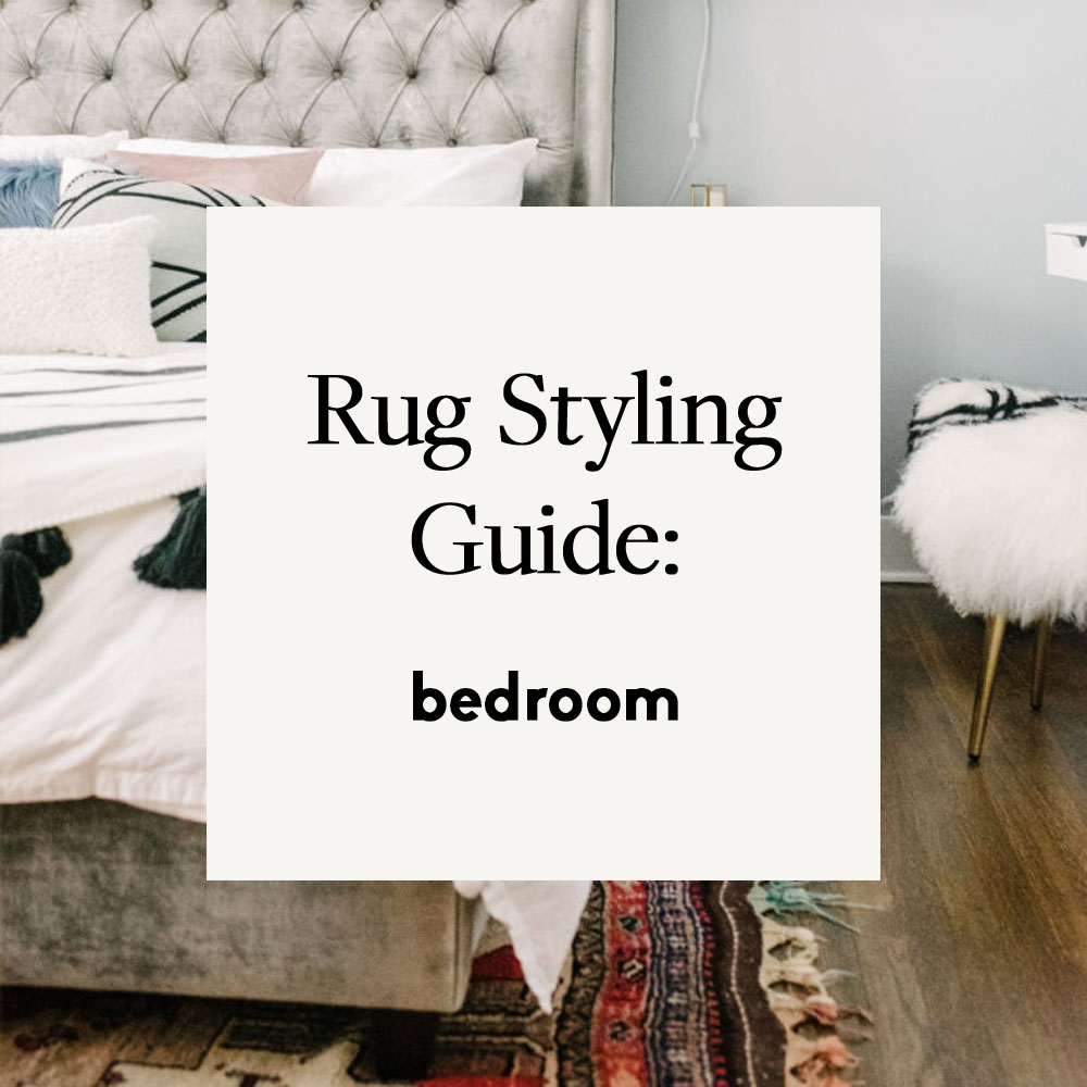 How to Choose the Right Rug Size for Your Bedroom | Ambitious Home