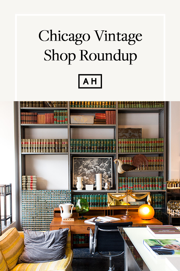 A guide to our favorite vintage & antique shops in the Andersonville neighborhood of Chicago. Great for tourists or for anyone looking for unique pieces!