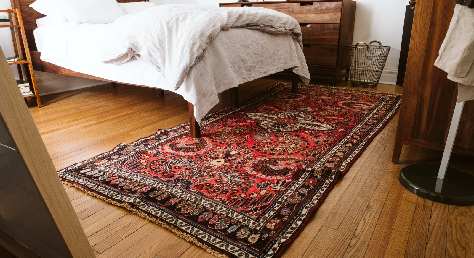 How To Choose The Right Rug Size For Your Bedroom Ambitious Home